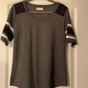Maurices Black T/Shirt